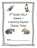 3rd Grade CKLA Domain 1 Listening Journal