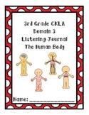 3rd Grade CKLA Domain 3 Listening Journal