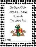 3rd Grade CKLA Domain 6 Listening Journal
