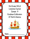 3rd Grade CKLA Domain 9 Listening Journal