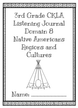 Domain 8 Native American Journal