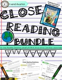 3rd Grade CLOSE READING BUNDLE