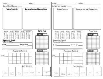 3rd Grade Calendar - Every Day Counts (February)