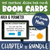 3rd Grade Chapter 11 Resource Boom Card™ Bundle   Area & Perimeter
