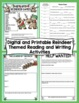4th Grade Christmas Activities: 4th Grade Reindeer Games Literacy and Math