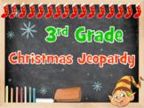 3rd Grade Christmas Math Jeopardy