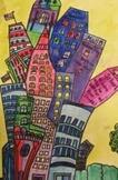 3rd Grade-Cityscape