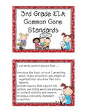 3rd Grade Common Core-- 2 Per Page