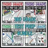 3rd Grade Test Prep Year Long Activities Bundle