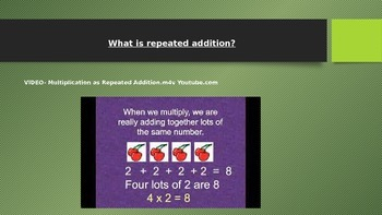 3rd Grade Common Core Aligned Multiplication