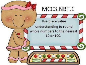 3rd Grade Common Core Daily Math Graphic Organizers - Master Skills