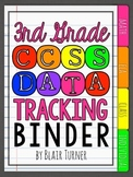 3rd Grade Common Core Data Tracking Binder {EDITABLE!}
