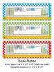 3rd Grade Common Core Desk Plates: Dots