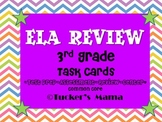 3rd Grade Common Core ELA Cumulative Review Language Review