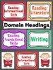 3rd Grade Common Core ELA Word Wall and More