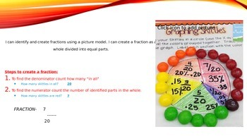 Fractions (Can be adapted for 2nd/3rd grade)
