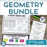 Geometry Bundle 3rd Grade