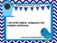 """3rd Grade Common Core Language - """"I Can"""" Learning Targets - Birds"""
