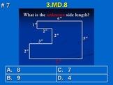 3rd Grade Common Core Math 3 MD.8 Geometric Measurement 3.MD.8
