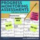 3rd Grade Math Assessments   Progress Monitoring   Quick C