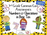 Math, Number & Operations, Place Value, Addition, Subtract
