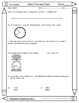 3rd Grade Common Core Math Assessments Week 1