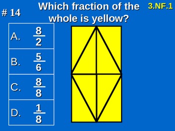 3rd Grade Common Core Math Comprehensive Practice #2 All 2