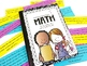 Distance Learning Word Problem Math Journal for Third Grade *Editable*