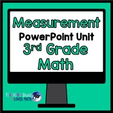 Metric and Customary Measurement Math Unit 3rd Grade Common Core