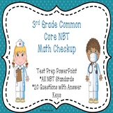 3rd Grade Math Test Prep 3rd Grade Math Review PowerPoint Common Core Math 3.NBT