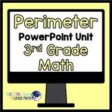 Perimeter Math Unit 3rd Grade Common Core