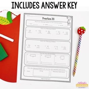 31 Common core 3rd grade math worksheets quintessence – ideastocker