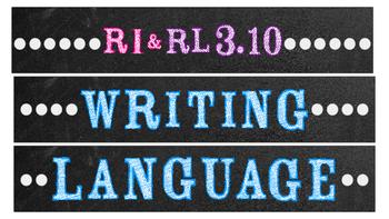 3rd Grade Common Core Math/Reading Chalkboard Labels (Sterilite Containers)