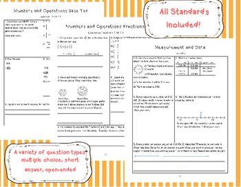 Common Core Math 3rd Grade Bundle