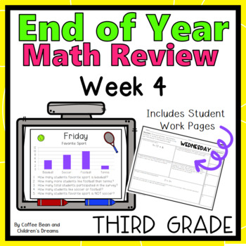 3rd Grade Common Core Math Review Week 4