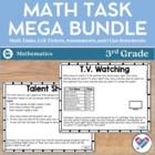Math Bundle 3rd Grade ALL Standards