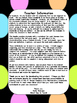 3rd Grade Common Core Math Standards Student Reflection Worksheet