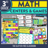 3rd Grade Common Core Math Summary Sheets {vocabulary, RTI, essential questions}
