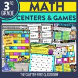 3rd Grade Common Core Math Summary Sheets {vocabulary, RTI, essential questions}