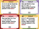 3rd Grade Common Core Math Task Cards - Apply Properties o