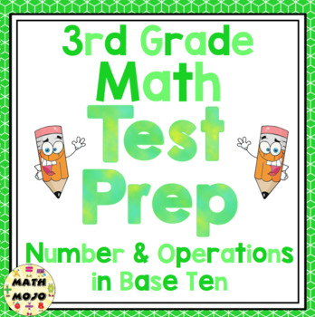 3rd Grade Common Core Math Test Prep - Number and Operations in Base Ten