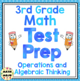 3rd Grade Common Core Math Test Prep - Operations and Algebraic Thinking