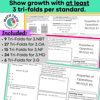 3rd Grade Guided Math - All Standards - Test Prep