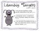 3rd Grade Common Core Module 1 Learning Targets