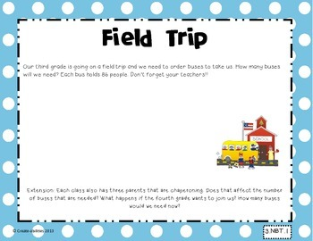 Rounding Math Tasks and Exit Tickets