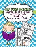 3rd Grade Common Core Reading Flip Books