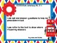 """3rd Grade Common Core Reading - """"I Can"""" Learning Targets - Robots"""