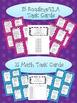 3rd Grade CCS Reading/ELA & Math Test Prep Task Cards- Set A- Bundle Pack