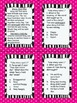 3rd Grade Common Core Reading/LA Standarized Test Prep Task Cards-Set B