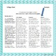 3rd Grade Common Core Standards Based Report Card Rubric